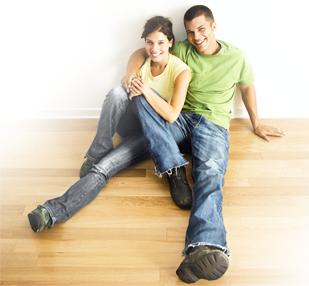 Spokojenost na dřevěných podlách, z kvalitních parket