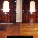 Rekonstrukce podlahy - Vila-Lochkov