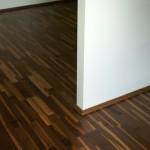 Americký ořech - třívrstvá podlaha