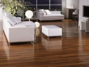 Dřevěné Podlahy: parkety; lak