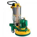 Nástroje pro opravu podlah: Trio
